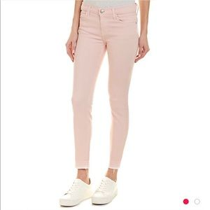 NEW • Current Elliott • Stiletto Skinny Jeans Pink
